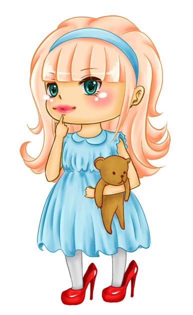 The doll by TaiyoHisakawa