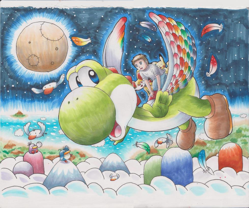 Gift art final by animefan-no1