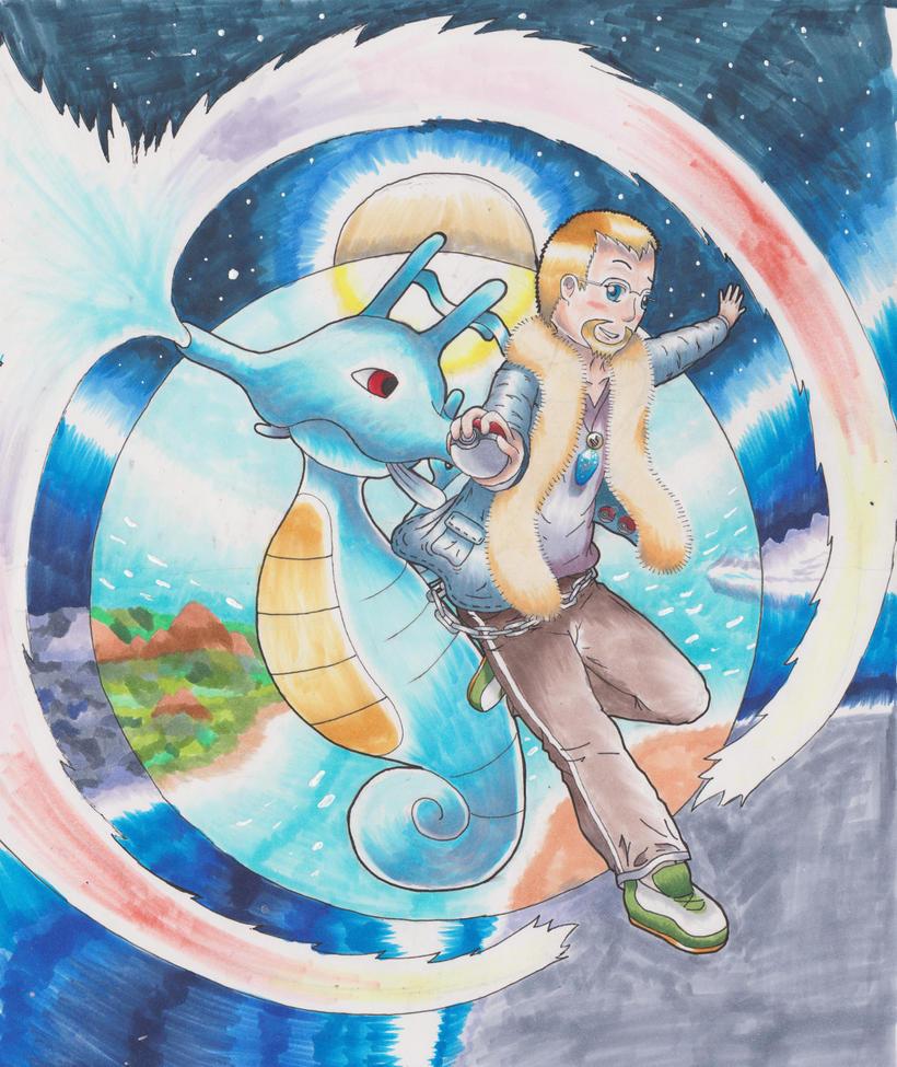 Gift Art for Friend by animefan-no1