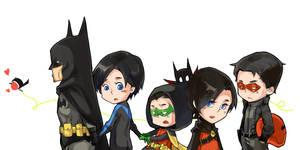 Robins of Batman