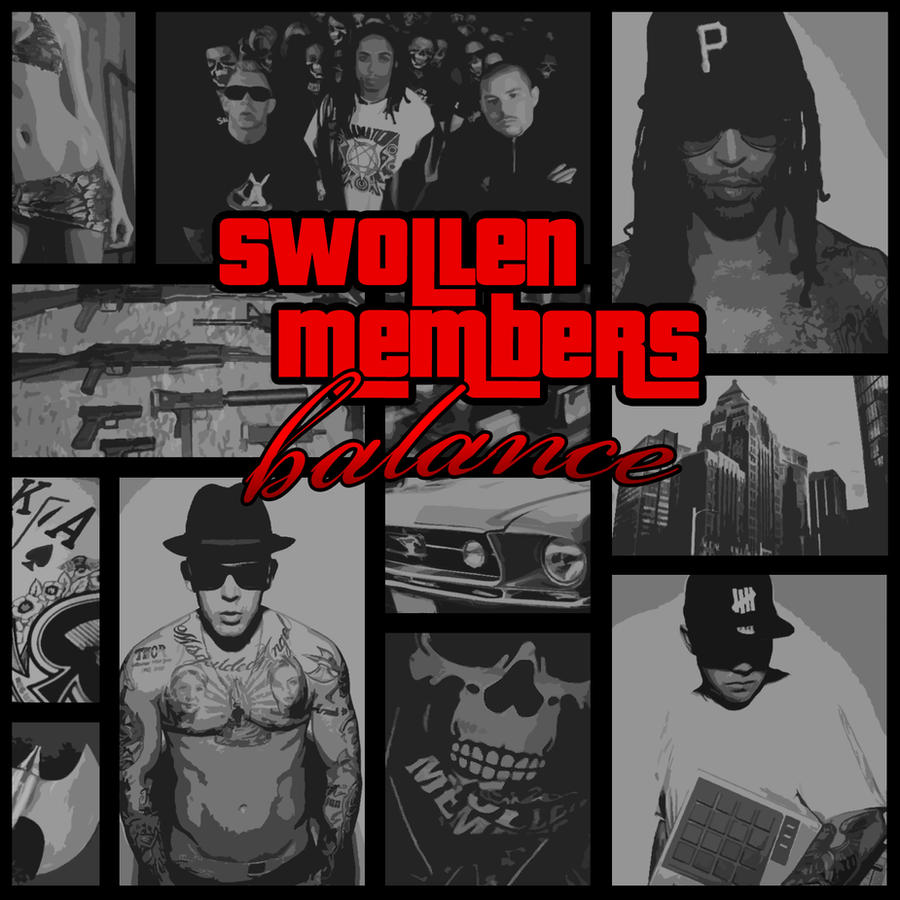 Swollen Members - Balance (European Version)