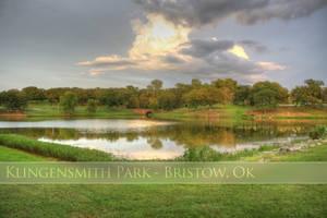 Klingensmith Park w text by 7M7UF