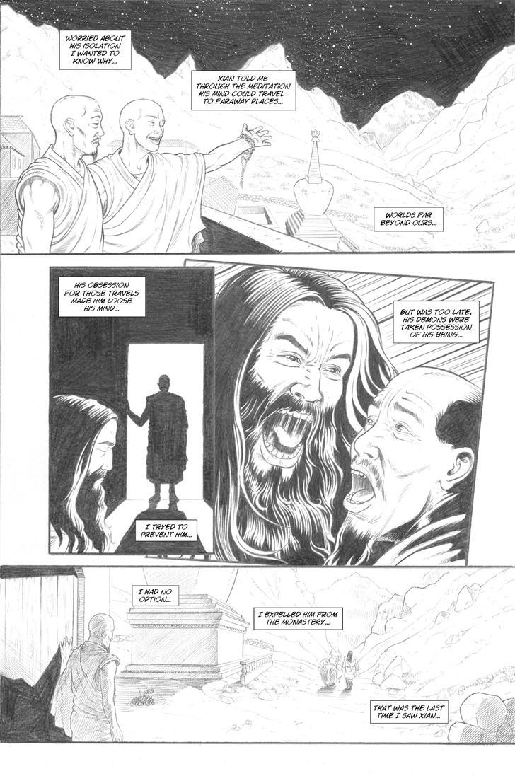 Wolverine's Nightmare page 18 by alexfemenias