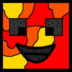 Lava Creeper Minecraft Skin By SemipoDA On DeviantArt - Minecraft skins fur ipod