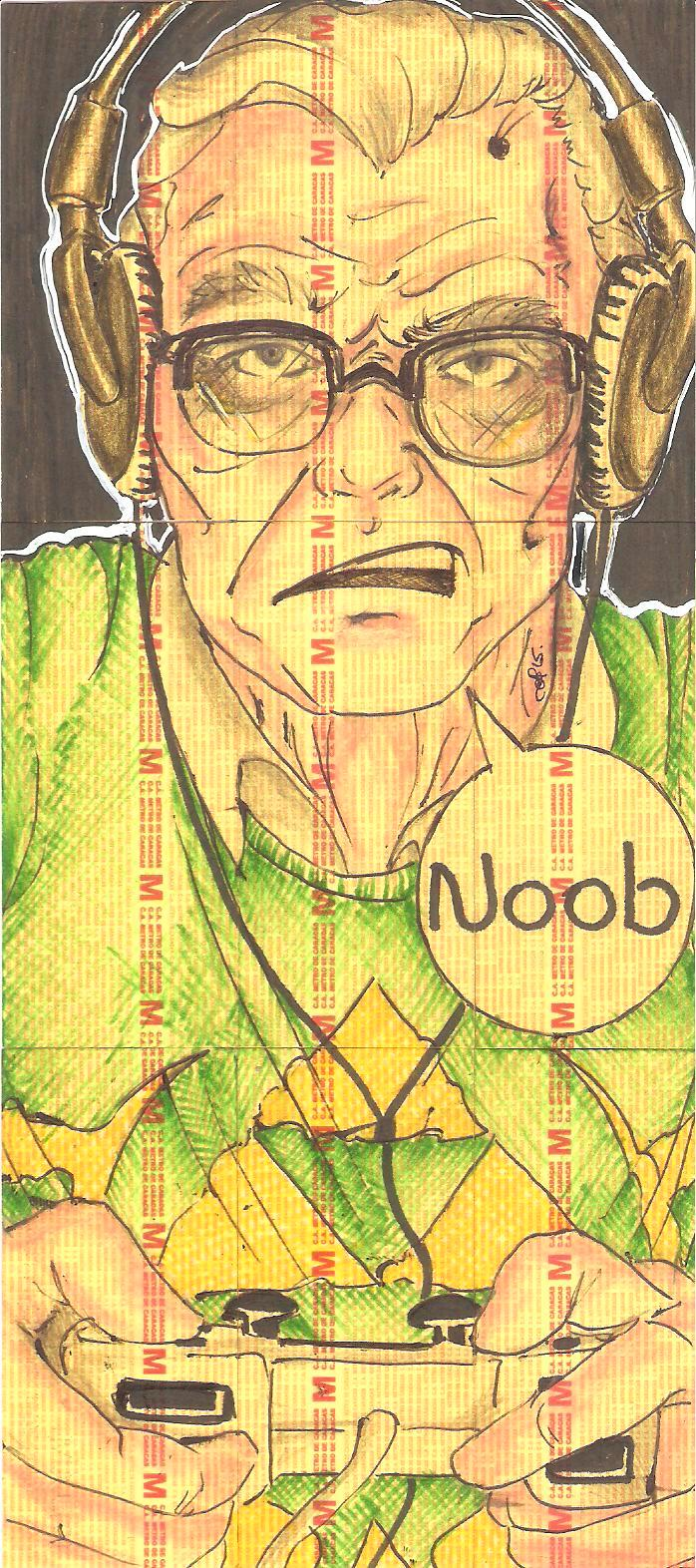 Noob by Kary-Kary