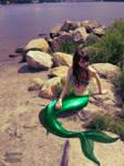 Urban mermaid Melissa