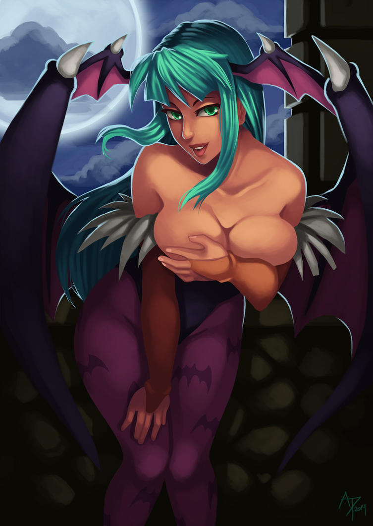 Morrigan s2 by ParSujera
