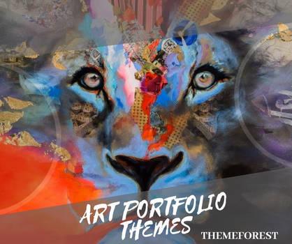 Art Portfolio WordPress Themes