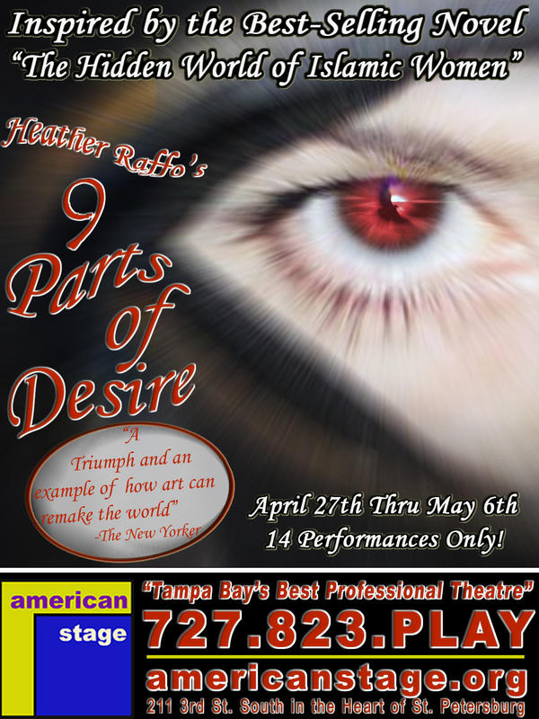 review of 9 parts of desire Nine parts of desire is the story of brooks' intrepid journey toward an understanding of the women behind the there was a problem filtering reviews right now.
