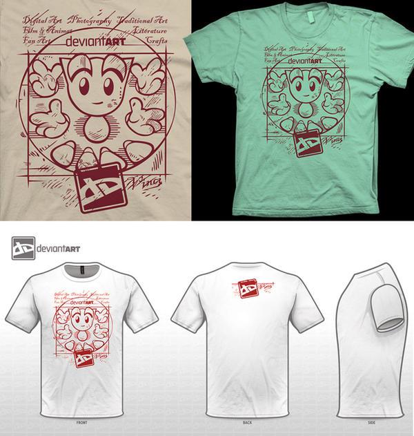 DAvinci - DA logo Contest by sant2