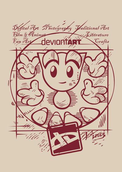 DAvinci - P by sant2