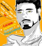 Oh, Tony. by LadyNamy