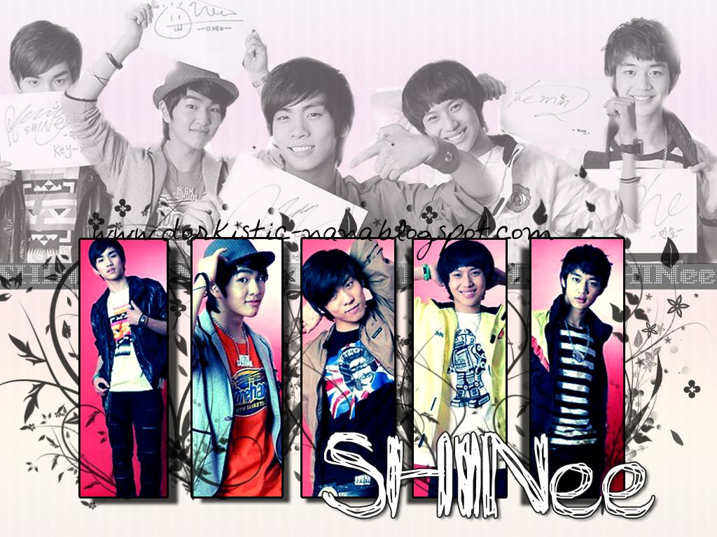 Hello SHINee by nanomeow