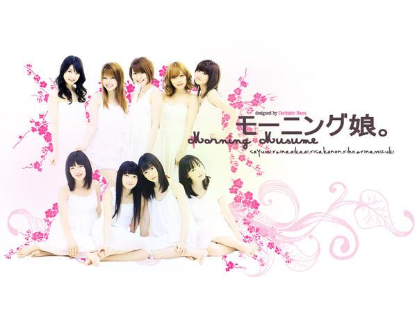 Sakura Musume by nanomeow