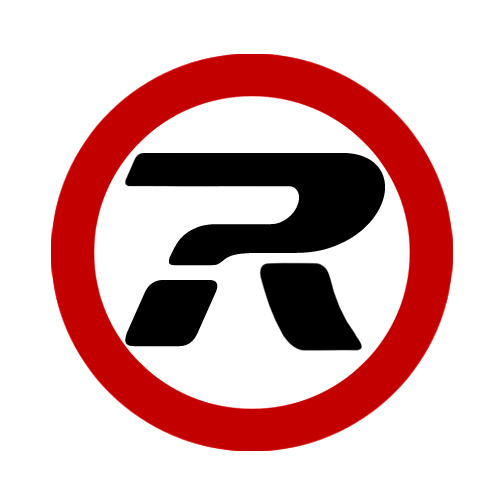 Logo Wallpaper The riddle r logo by