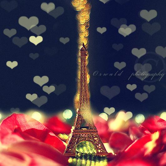 Paris, mon amour by Orwald
