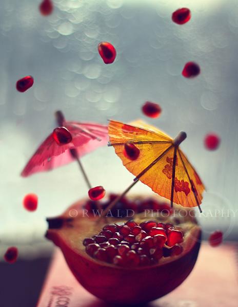do you like rain? by Orwald