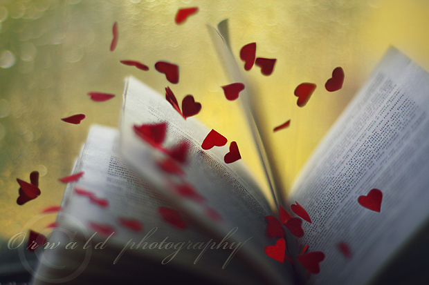 the book of Love by *Orwald