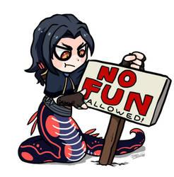 No Fun Allowed!
