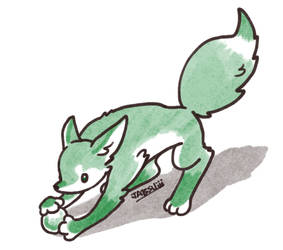 Fox Gachapon Result 15-16