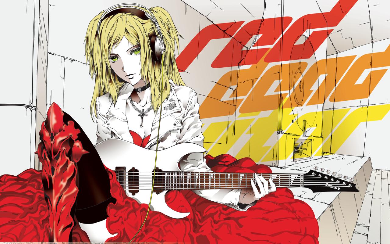 Red-Dead-Guitar-Wallpaper-RDG by NosVII