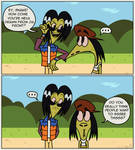 PPG Comic: Front view