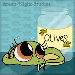 Where did the olives go?