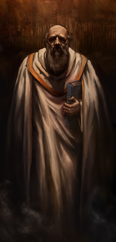 prophet by MichalDomanski