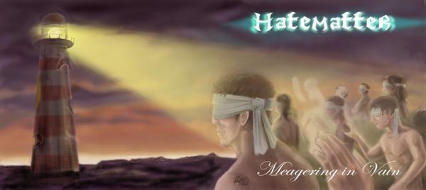 Hatematter - CD by renatothally