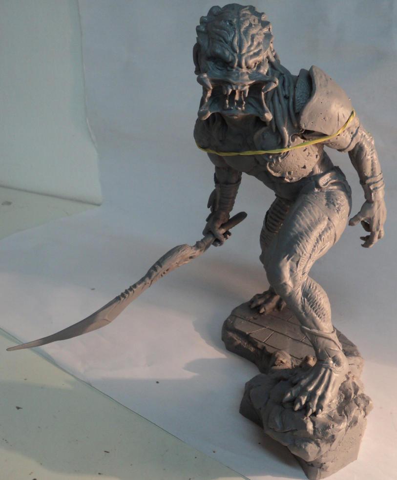 Predator Blade4 by renatothally