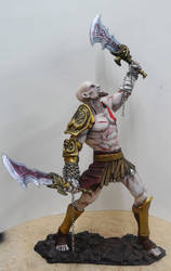 Kratos color by renatothally
