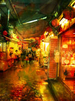 Streets of Taiwan by chocoevil