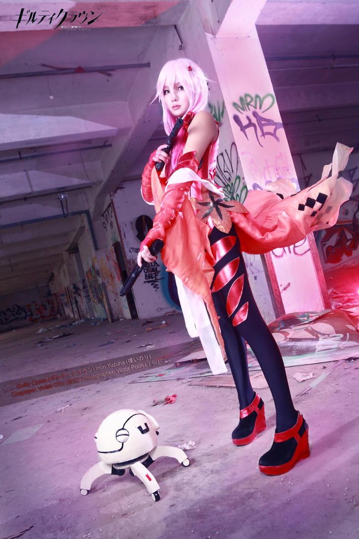 Guilty Crown Inori Yuzuriha Cosplay 17 by multipack223