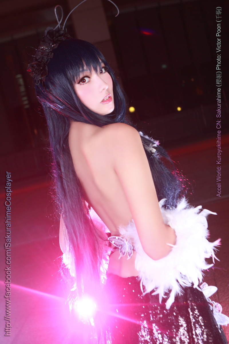Accel World: Kuroyukihime (no wing version) by multipack223