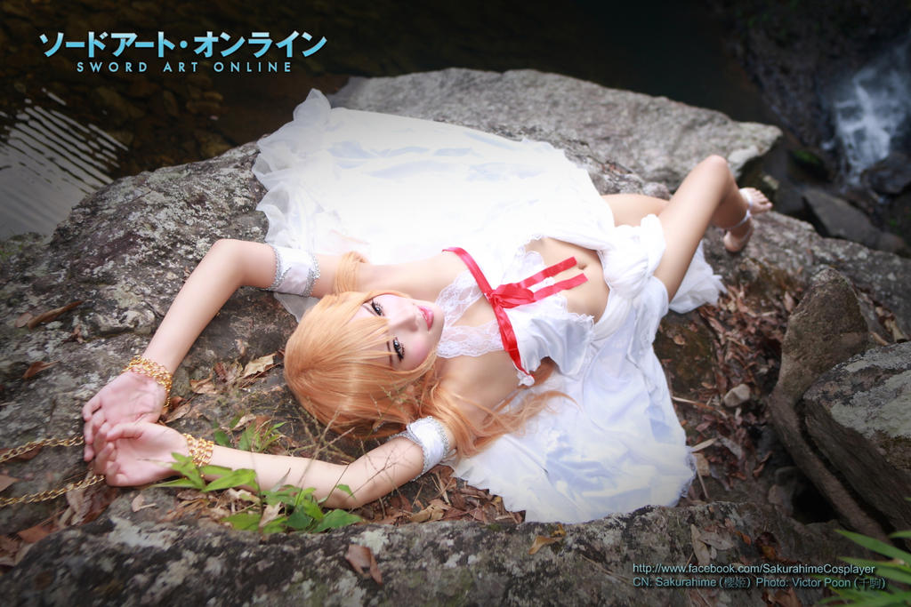 SAO Sword Art Online ALO Asuna (2) by multipack223