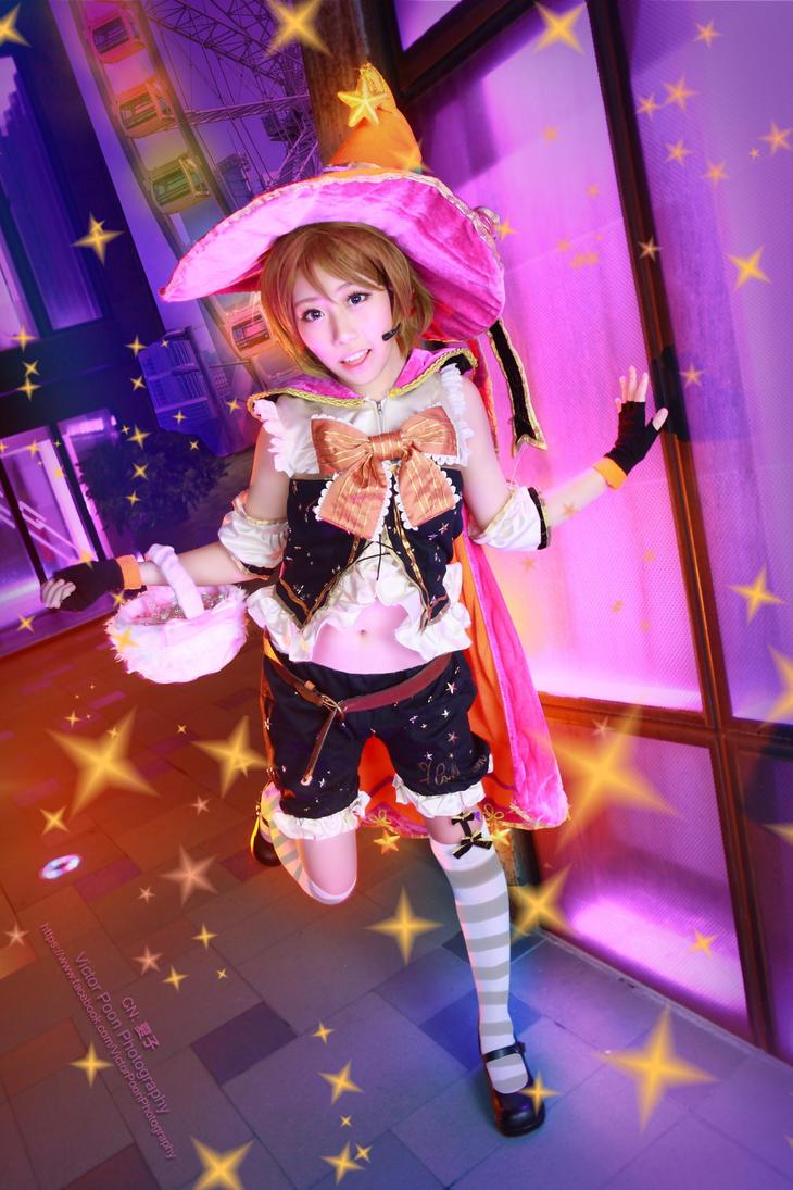 Love Live! Halloween editon Hanayo Koizumi (1) by multipack223