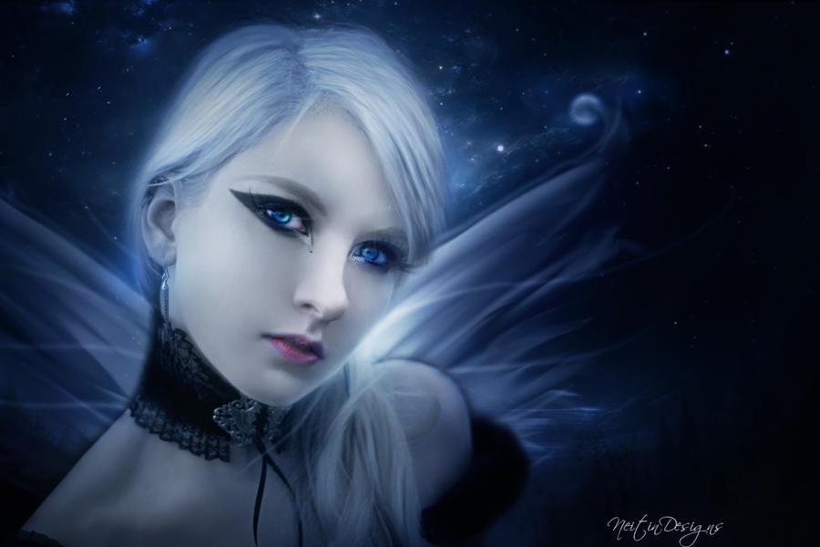 The winter fairy