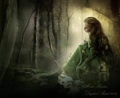 In my secret garden by Neitin