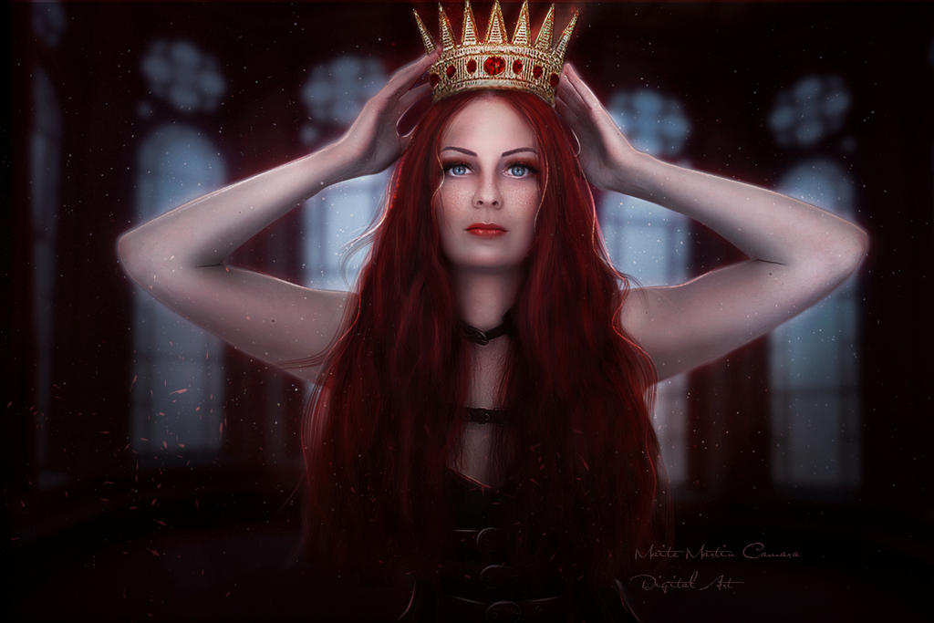The Queen by Neitin