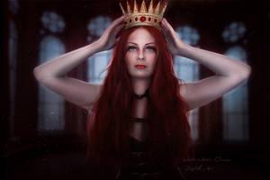 The Queen by Neitin