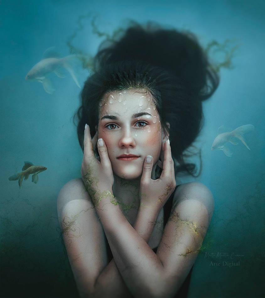 silence on the ocean