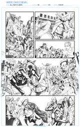 Caius Schereiner All new X-men Sample 03 by caiusart