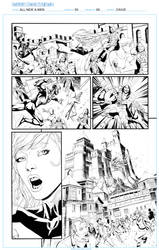 Caius Schereiner All new X-men Sample 05 by caiusart