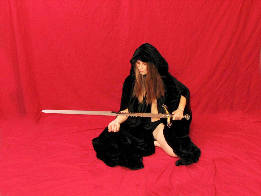 Dark Warrioress G by DigiDrew