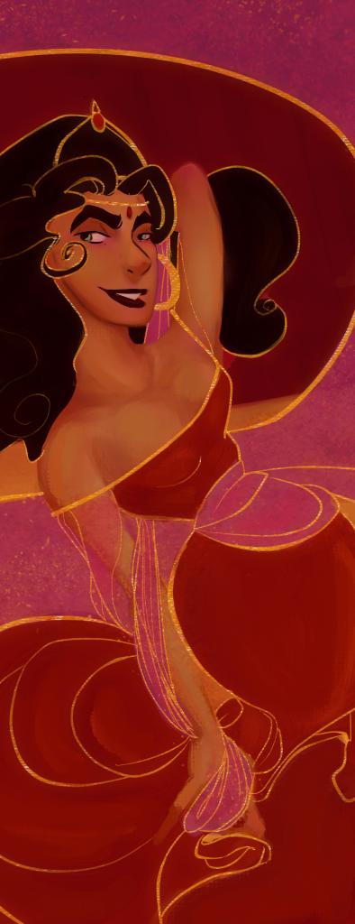 Esmeralda Disney Wallpaper Traffic Club