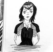 Goth Girl by xKATULUx