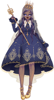 The Queen - Lolita Adoptable [test]
