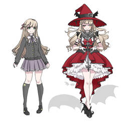 Bewitch - Red Witch
