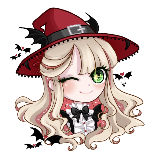 Bewitch - Red Chibi by kyaterina