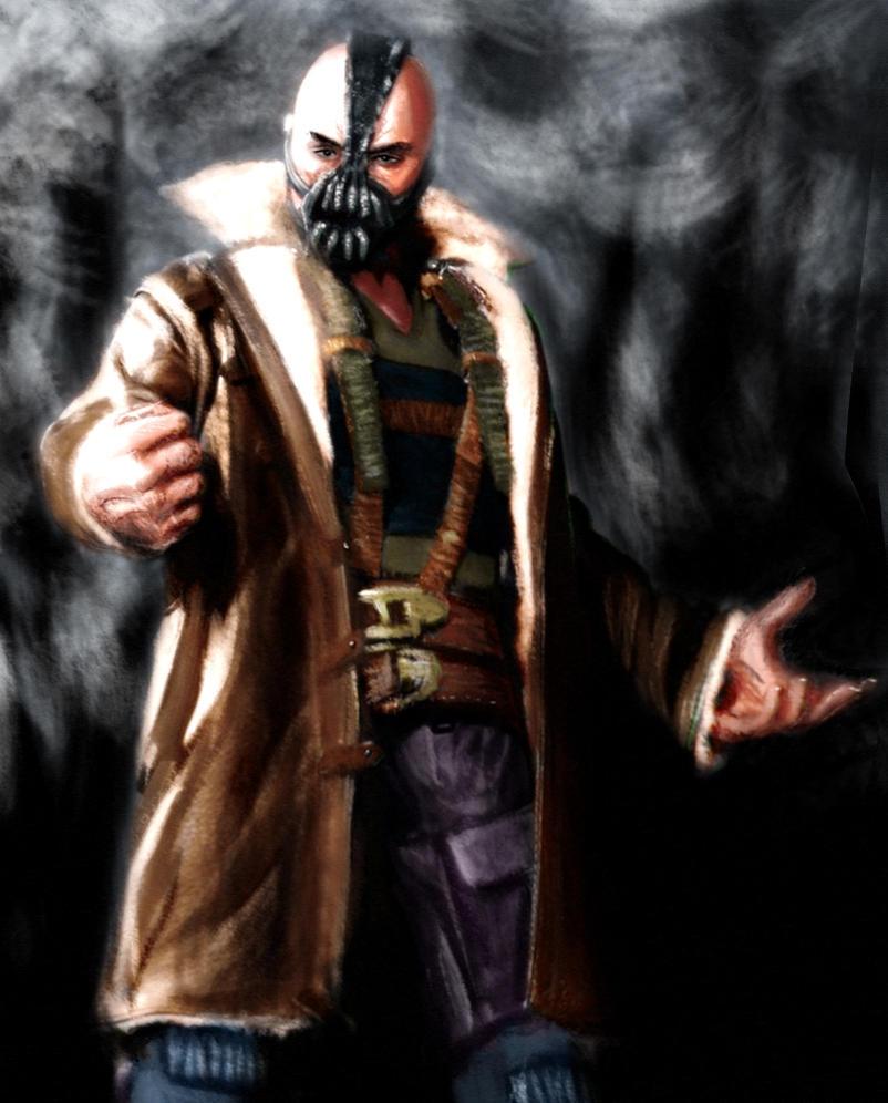Bane - The Dark Knight Rises by Pinky-Pain on DeviantArt  Bane - The Dark...